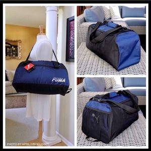 fd726700ca28 Puma Bags - PUMA LARGE TRAVEL GYM DUFFEL BAG